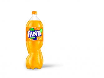 Fanta Naranja, 1L