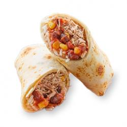 Burrito de pulled...