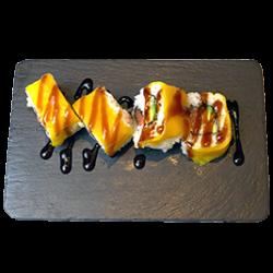 Uramaki de mango