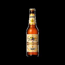 Cerveza japonesa...