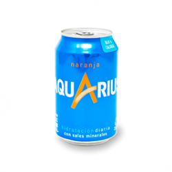 Aquarius de Naranja